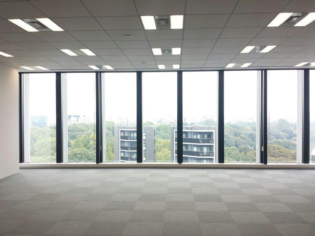アグリスクエア新宿ビル眺望写真