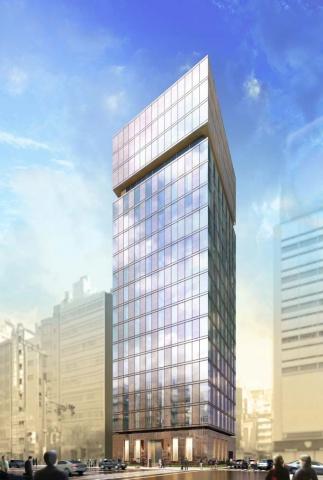 (仮)銀座8丁目ホテル計画
