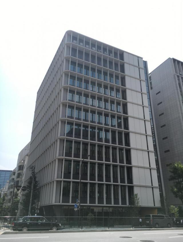 銀泉新橋第2ビル外観