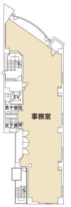 新宿311平面図