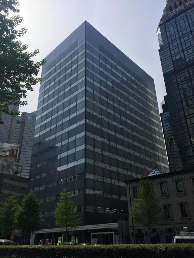 新宿三井ビルディング二号館