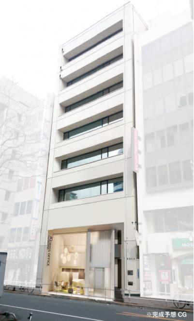 新宿レンタルオフィス完成予想図