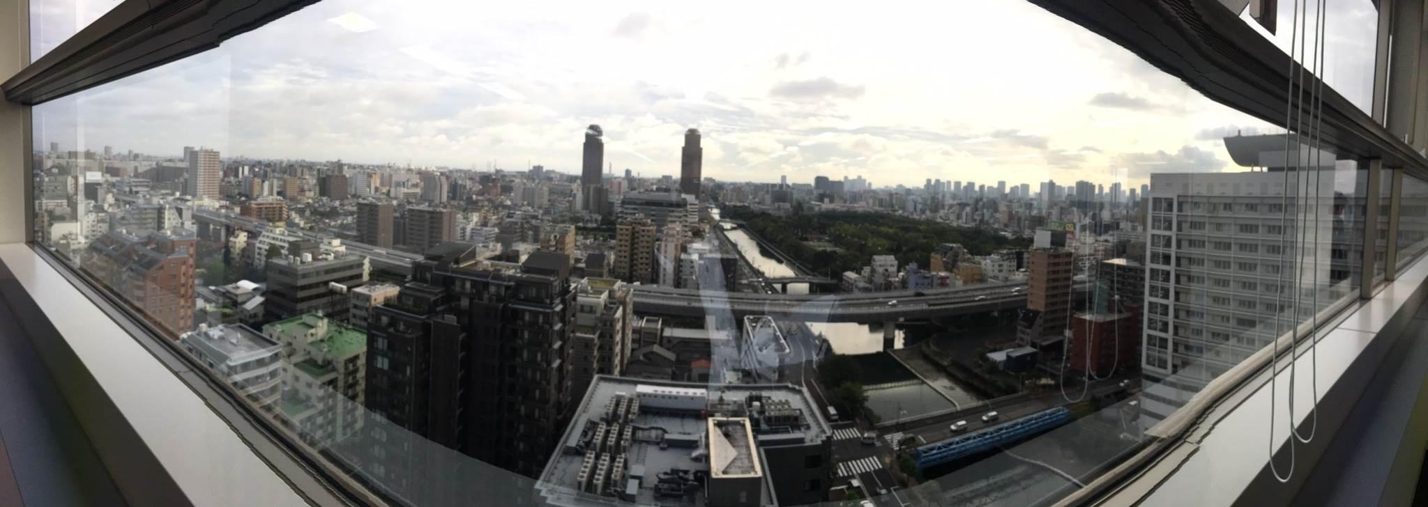 錦糸町プライムタワー眺望
