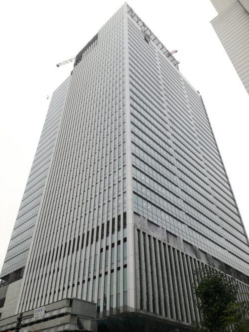 田町ステーションタワーS外観