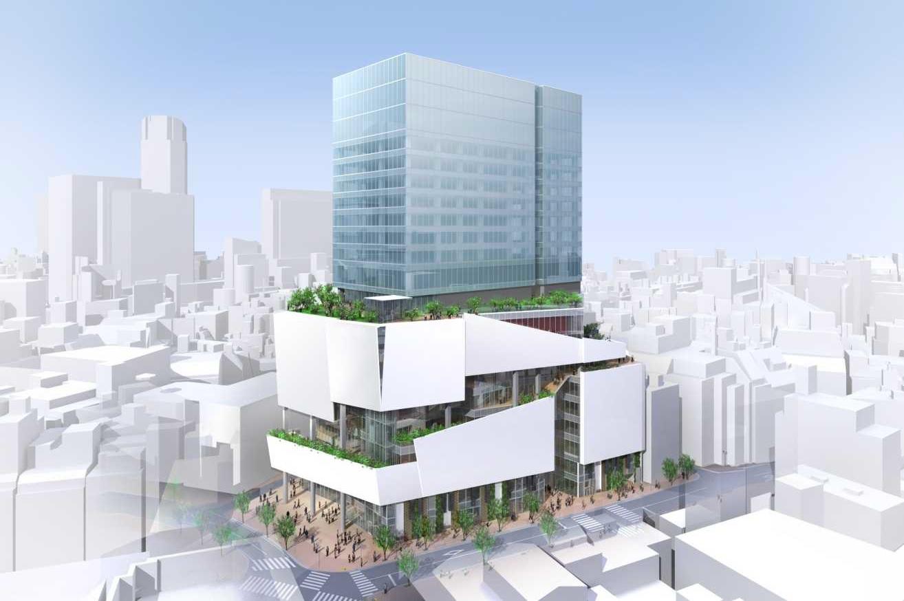 渋谷パルコ建替え