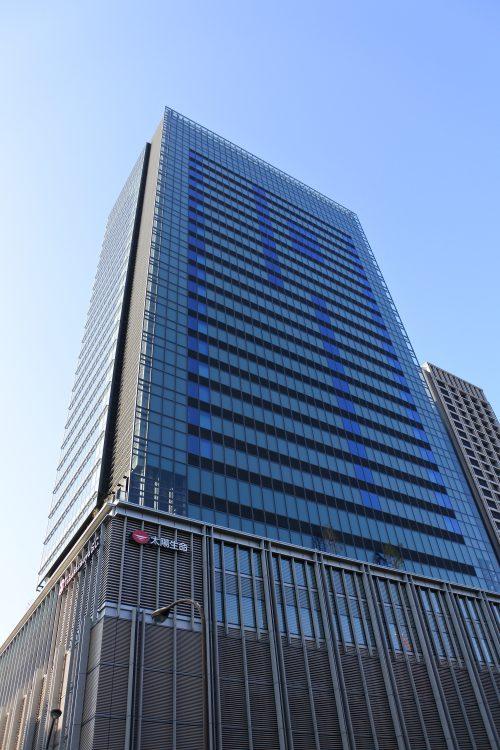 太陽生命日本橋ビル外観
