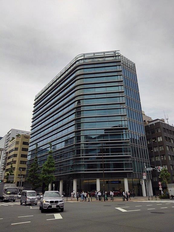 TMG八丁堀ビル外観