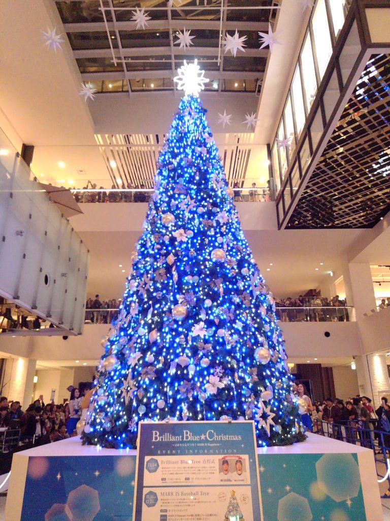 マークイズクリスマス2018