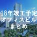 2018年に竣工した賃貸オフィスビルまとめ【東京版】